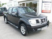 Used Nissan Navara Double Cab Pick Up Acenta 2.5dCi 171 4WD