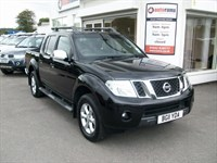 Used Nissan Navara TEKNA CONNECT DCi 188 D/CAB WITH SAT NAV