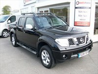 Used Nissan Navara D/Cab Pickup Long Way Down 2.5dCi 169 4WD