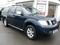 Used Nissan Navara 2.5dCi Tekna Pickup CONNECT WITH CANOPY
