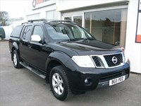 Used Nissan Navara  TEKNA CONNECT 188 AUTO