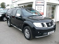 Used Nissan Navara D/Cab V6 Outlaw WITH CANOPY