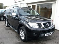 Used Nissan Navara D/Cab Pick Up Tekna [Connect] 2.5dCi 190 4WD