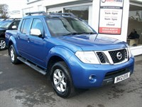 Used Nissan Navara dCi Tekna 4dr CONNECT SAT NAV LEATHER