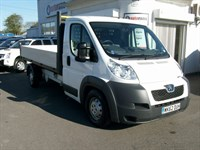 Used Peugeot Boxer 440 L3 3.0HDI DROPSIDE