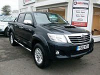 Used Toyota Hilux D-4D Invincible Pickup LOW MILEAGE WITH FSH