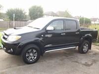 Used Toyota Hilux Invincible D/Cab Pick Up D-4D 4WD Auto