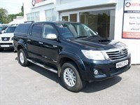 Used Toyota Hilux Invincible D/Cab Pick Up D-4D 4WD