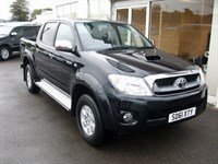 Used Toyota Hilux HL3 D/Cab Pick Up D-4D 4WD 144