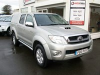Used Toyota Hilux TD Invincible Pickup