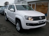 Used VW Amarok BiTDi Highline 4MOTION Sel Pickup