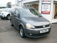 Used VW Caddy TDI C20 Panel Van 140 PS WITH AIR CON!