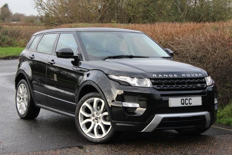 land rover range rover evoque sd4 dynamic quirks car company. Black Bedroom Furniture Sets. Home Design Ideas
