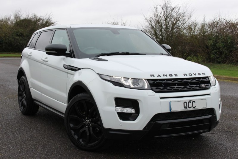 land rover range rover evoque sd4 dynamic lux quirks car. Black Bedroom Furniture Sets. Home Design Ideas