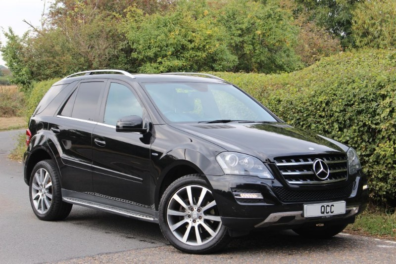 Mercedes Ml Grand Edition  For Sale