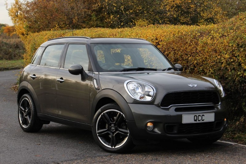 mini countryman cooper sd quirks car company. Black Bedroom Furniture Sets. Home Design Ideas