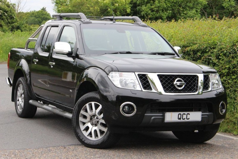 nissan navara outlaw 3 0 td v6 dci double cab auto quirks car company. Black Bedroom Furniture Sets. Home Design Ideas
