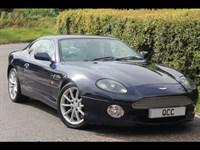 Used Aston Martin DB7 6.0 Vantage SPORT SEATS EXHAUST