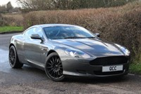 Used Aston Martin DB9 V12 TOUCHTRONIC