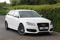 Used Audi S3 S3 SPORTBACK TFSI QUATTRO BLACK EDITION