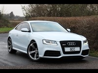 Used Audi RS5 4.2 QUATTRO COUPE AUTO ONE OWNER