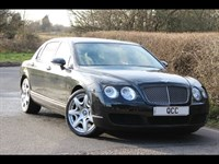 Used Bentley Continental Flying Spur W12 Flying Spur MULLINER DRIVING SPEC