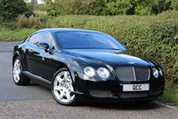 Used Bentley Continental GT 6.0 W12 COUPE AUTO.MULLINER SPEC