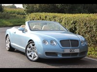 Used Bentley Continental GTC Gtc W12 MULLINER DRIVING SPEC