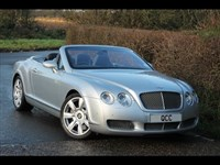 Used Bentley Continental GTC CONVERTIBLE GTC AUTO