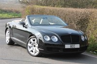Used Bentley Continental GTC MULLINER DRIVING SPEC