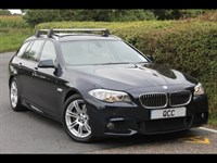 Used BMW 525d 5 Series M Sport Touring