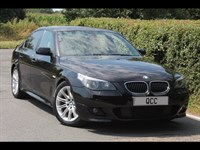 Used BMW 525d 5 Series M Sport