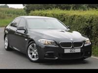 Used BMW 525d 5 Series M Sport 3.0
