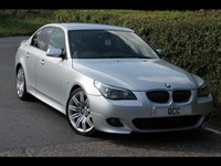 Used BMW 535d 5 Series M Sport Saloon Auto