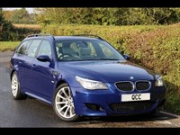 Used BMW M5 Touring SMG