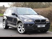 Used BMW X5 D SE PANORAMIC GLASS SUNROOF SAT NAV