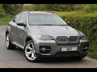 Used BMW X6 Xdrive35d