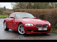 Used BMW Z4  M Coupe AUTO PROFESSIONAL SAT NAV