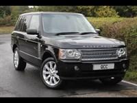 Used Land Rover Range Rover V8 SUPERCHARGED VOGUE SE