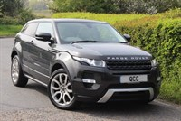 Used Land Rover Range Rover Evoque SD4 DYNAMIC LUX.SAT NAV.PANORAMIC.