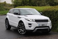 Used Land Rover Range Rover Evoque SD4 DYNAMIC LUX OVERFINCH
