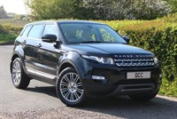 Used Land Rover Range Rover Evoque SD4 PRESTIGE