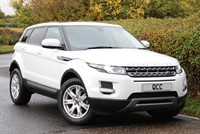 Used Land Rover Range Rover Evoque ED4 PURE TECH