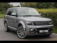 Used Land Rover Range Rover Sport Sdv6 Hse OVERFINCH GTS CONVERSION