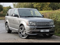 Used Land Rover Range Rover Sport TDV8 Sport Hse OVERFINCH