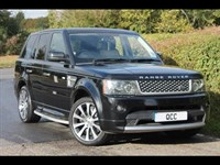Used Land Rover Range Rover Sport Tdv8 Autobiography Sport
