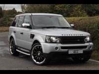 Used Land Rover Range Rover Sport Tdv6 Sport Hse