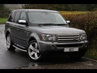 Used Land Rover Range Rover Sport Tdv8 Sport Hse REAR ENTERTAINMENT