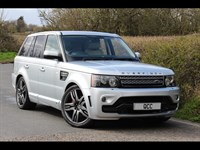 Used Land Rover Range Rover Sport Sdv6 Hse OVERFINCH GTS