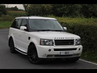 Used Land Rover Range Rover Sport TDV8 HSE AUTO